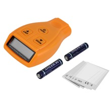 Buy GM200 Digital Automotive Coating Ultrasonic Paint Iron Thickness Gauge Meter Tool Measuring Range From 0~1.80mm/0 To 71.0 mil