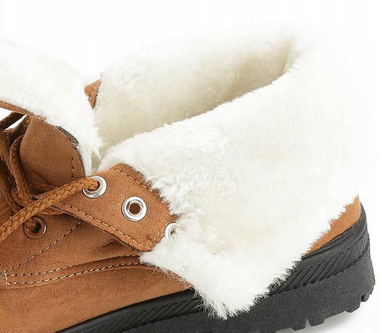 Women Shoes lace-up Winter Shoes 27