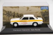 IXO Altaya 1:43 Scale Chevrolet Chevette Auto Escola Diecast Models Toys Car Collection auto inn ixo 1 43 gurgel carajas corpo de bombeiros diecast model car