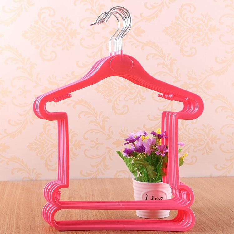 Hangerlink Stil i Ri Petite plastike e varur për foshnje, fëmijë, - Magazinimi dhe organizimi në shtëpi - Foto 2