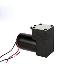Brushless single-head vacuum pump, high negative pressure silent micro air 24V small oil-free pumping equipment