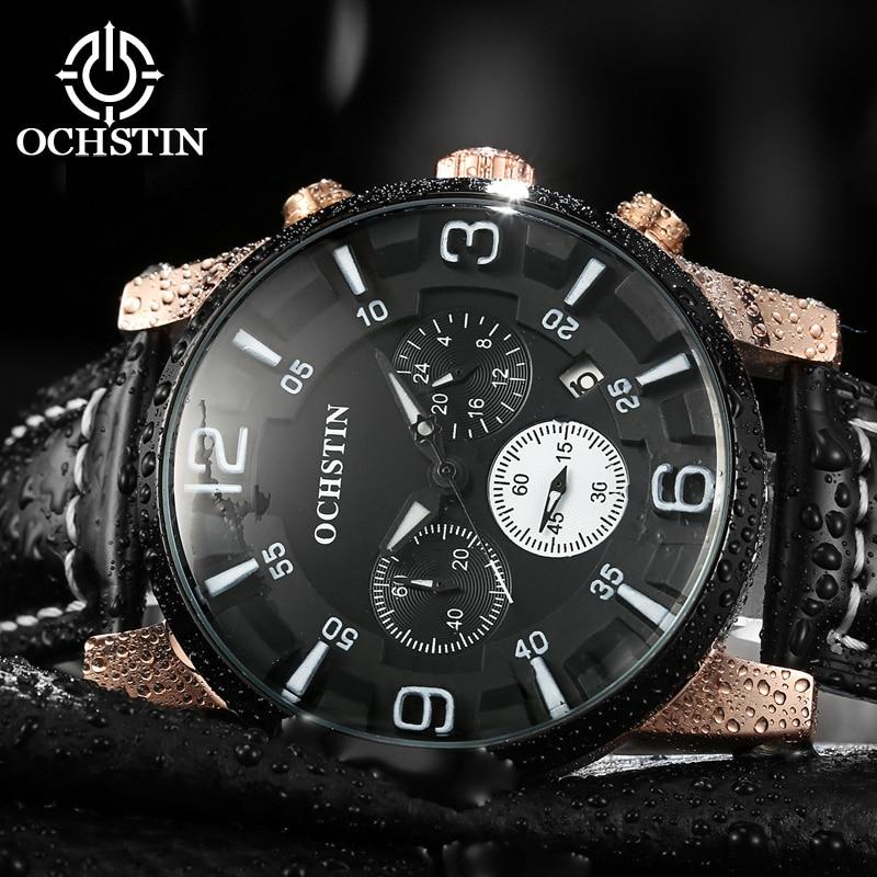 Marca de lujo superior OCHSTIN Hombres Relojes deportivos Horas de - Relojes para hombres - foto 4