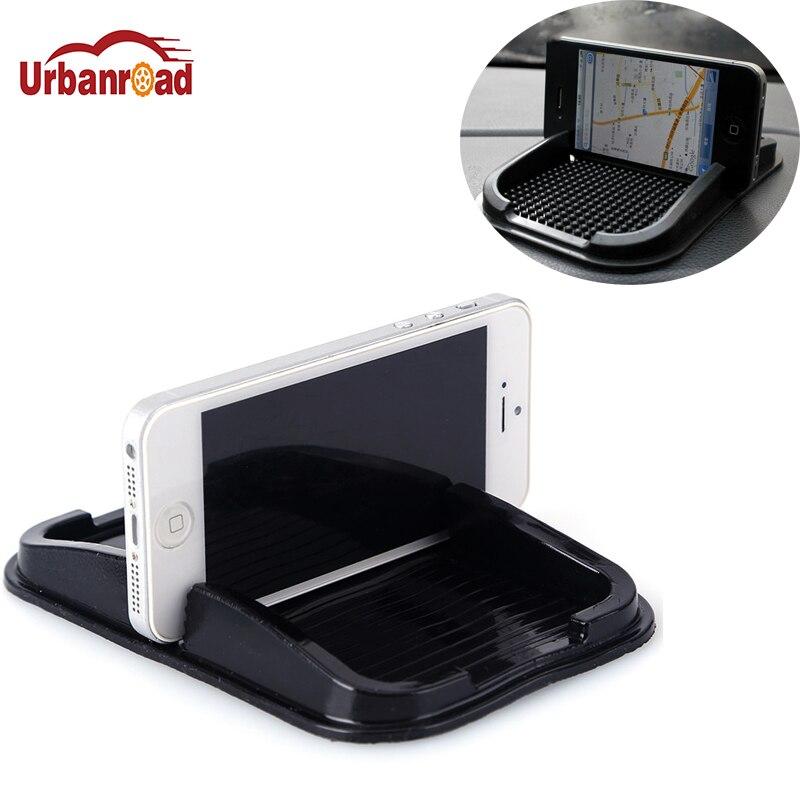 Urbanroad Многофункциональный Автомобиль Нескользящие площадку Резина мобильного важная Dashboard Телефон Полка Противоскользящие Коврики для GPS …