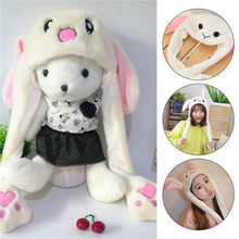 New Arrival Cute Rabbit Ear Hat The Best Choice As a Gifts For Friends And Family 80705(China)