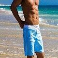 Летний стиль Мужские Пляжные Шорты Спортивные Случайный Короткий Человеку Моря Нового Бассейна Шорты Доски для Серфинга Носить Боксер Баскетбольной Бега