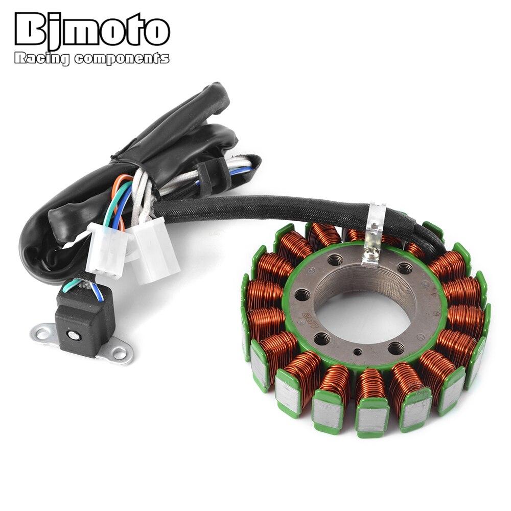 bobina do estator do gerador para a yamaha tenere xt600 xt600e xt400e xt500e srv250 renaissa 250