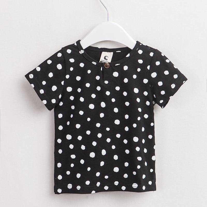 Children clothing boys tees kids cotton t shirt toddlers for Dark denim toddler shirt