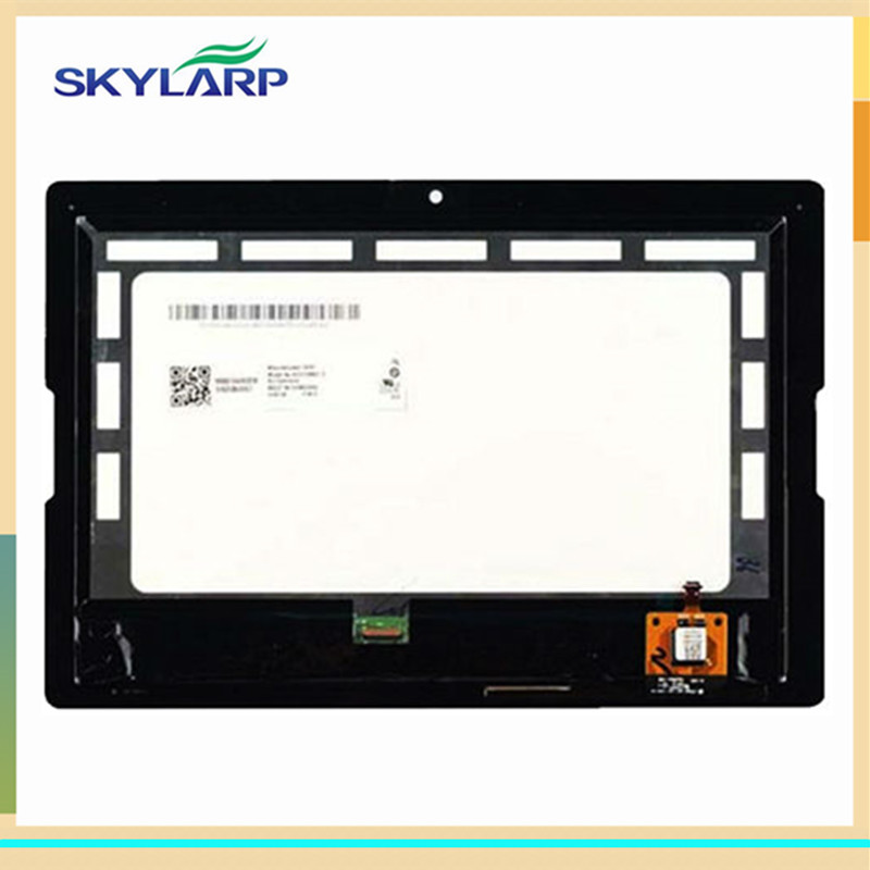 цены  New Original For Lenovo A10-70 A7600 LCD Display+Digitizer Touch Screen Glass Panel Lens Assembly Replacement