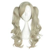 Anime Persona 5 Anne Takamaki Wig Cosplay Costume Women Long Hair Halloween Party Wigs