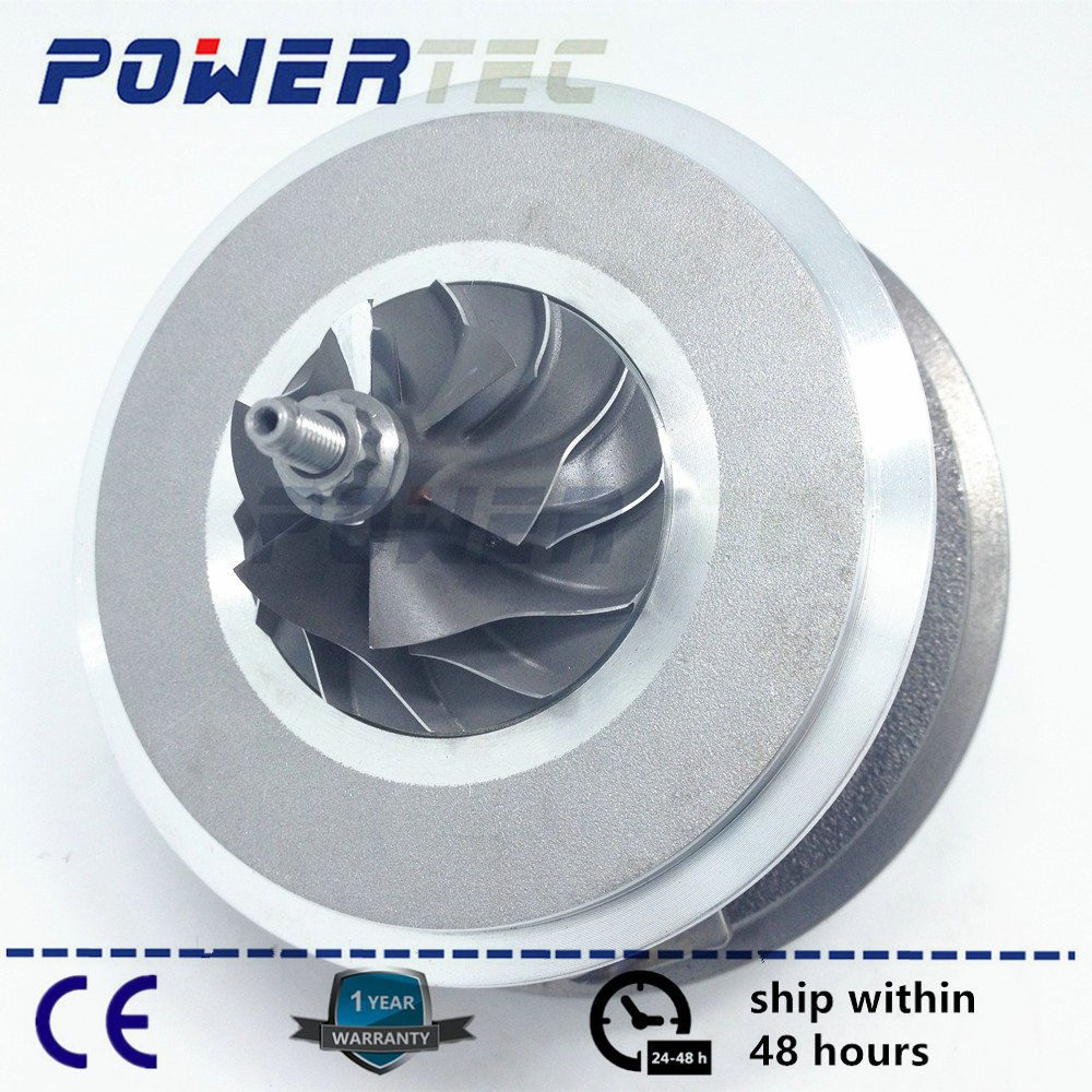 POWERTEC turbo charger cartridge core assembly CHRA for Seat Altea Leon Toledo III 1.9 TDI BJB BKC BXE - 751851-5004S 03G253014F