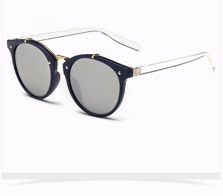 Fashion Vintage Round Sunglasses Women Men Brand Designer Retro Mirror Sunglass Ladies Female Male Sun Glasses For Women Glasses (29)
