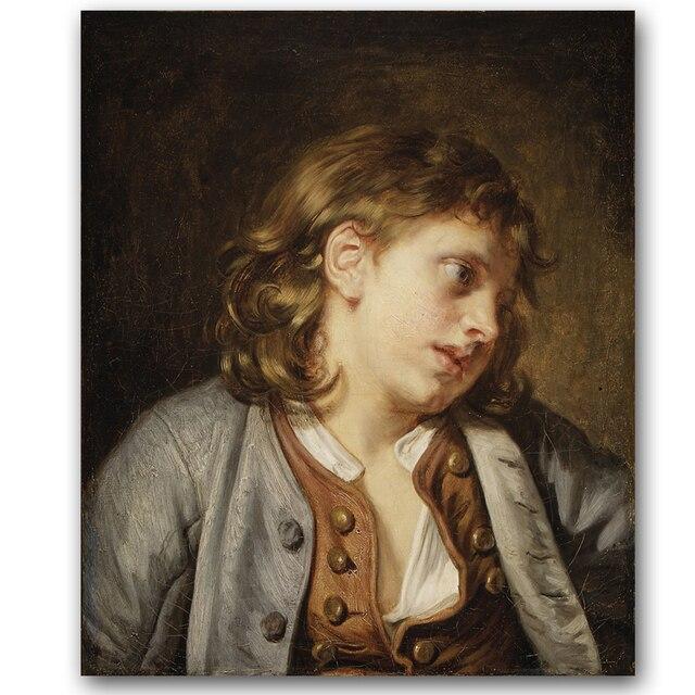 Quadri famosi riproduzioni della pittura a olio del ritratto ...