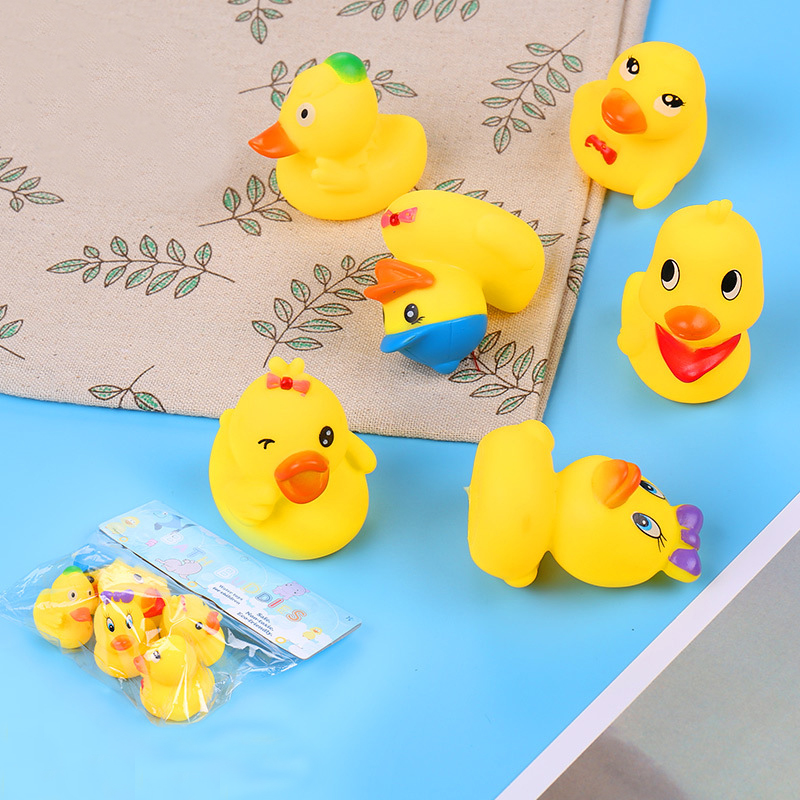 6pcs/lot Drink Float Water Swimming Child\'s Play Mouth Mini Small ...