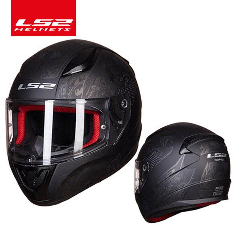 LS2 Global Store LS2 FF353 completo rosto moto rcycle casque moto capacete ls2 capacete ABS estrutura segura RÁPIDA de corrida de rua capacetes