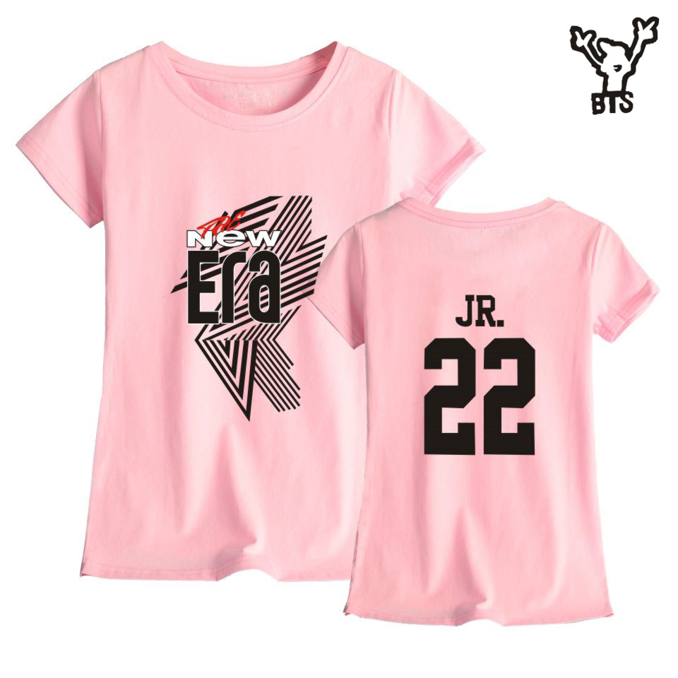 GOT7 Kpop FM 2018 Women 100% Cotton Sexy Tshirt The New Era Fashion Hot Sale Funny Lovely Sexy Short Sleeve Plus Size 4XL A8080