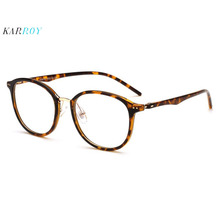 2019 Retro Women Myopic Glasses TR90 Men Optical Frame Fashion Eyeglasses