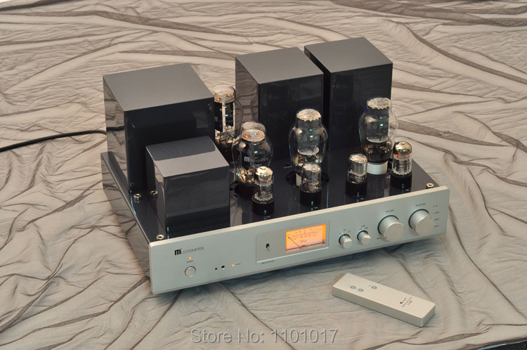 MUZISHARE X-300B tube amplifier HIFI EXQUIS classe A double rectifier lamp amp MZSX300B appj pa1601a 6p14 el84 tube amplifier wifi bluetooth usb sd multi receiver decoder lamp amp hifi exquis