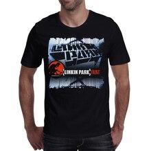 YK UNCLE Brand Linkin Park FAINT Lead Singer T Shirt Homme Casual Fashion Cotton Shirts Man Short Sleeve Plus Size T-shirt