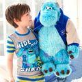 Салливан Большой Pixar Монстр Inc Университет Салли Салли Мягкие Плюшевые Игрушки на Рождество и НОВЫЙ Год Ребенок Подарок