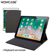 WOWCASE PC Case para iPad 3 10,5 2019 Ultra Slim mate encuentro para el teclado Apple iPad aire caso de iPad 3 accesorios para tableta Funda