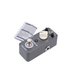 Image 5 - Mooer Shim Verb Guitar Pedal Micro Mini Digital Reverb Guitar Effect Pedal for Electric Guitar True Bypass