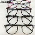 Retro óculos de aro cheio armações de óculos para homens óculos quadros óculos receituario marco ojos 8109