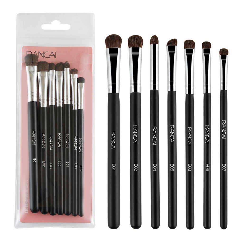 Fundacja kosmetyczne brwi pędzel do cieni do powiek makijaż zestawy szczotek narzędzia maquiagem profissional completa zestaw Pinceau de maquillage04 *