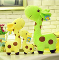 35cm Deer dolls Variety of colors giraffe doll plush toy girl gifts brinquedos toys for children action figures sika toys