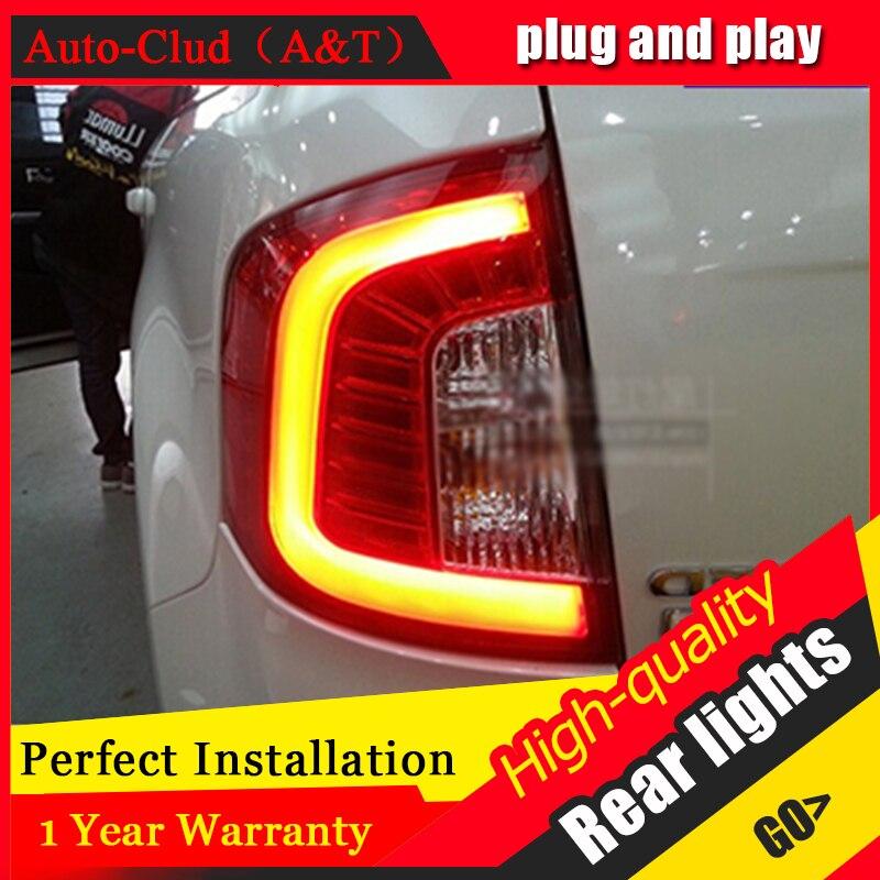 AUTO. PRO 2011-2014 Pour ford edge LED feux arrière Pour ford edge LED feux arrière voiture style led arrière tronc lampe plug and play