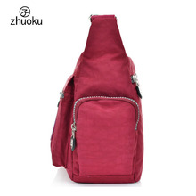 Canvas / Polyester Messenger Bag
