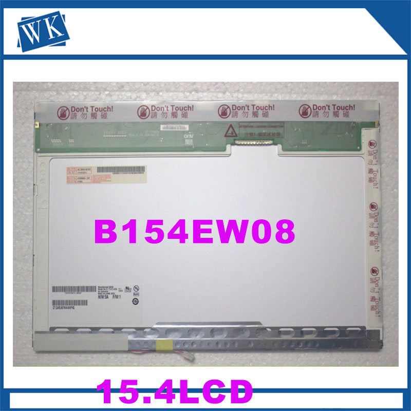 где купить Free shipping 15.4'' Laptop lcd display screen B154EW08 V.1 N154I3-L02 B154EW02 LTN154X3 LTN154at02 LP154W01 LP154WX5 LP154WX4 дешево