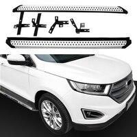 Passo lateral da barra de 2 pces nerf apto para a plataforma da placa running da borda 2015-2020 de ford iboard