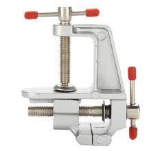 Mini Vise Jewelry-Clamp Vice Hobby Repair-Tool Table-Craft Adjustable Aluminum-Alloy