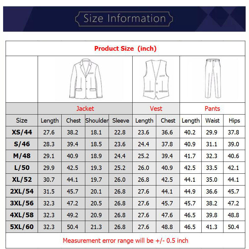 Custom Made Royal Blue Men Suits for Wedding 3 Pieces Pants Vest Best Man Blazers Jacket Slim Fit Groom Tuxedos Terno Masculino in Suits from Men 39 s Clothing