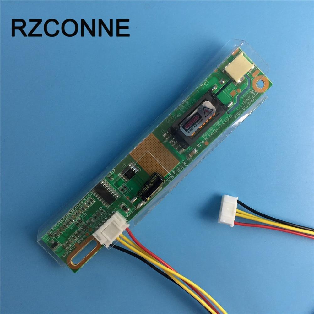 New 2 Lamp CCFL Inverter board 12V Input LCD screen Monitor Panel//Display