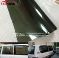 Neue Design Auto Fenster Film mit 50*300 CM/LOT durch freies shippingicker Adhesive Vinyl Farbton Film Olive grün