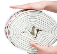 2,5 дюймов 25 м/roll пожарный Шланг Сад орошения воды шланг антифриз противопожарной защиты шланги