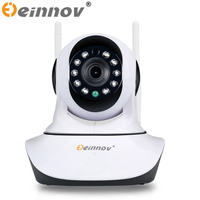 EINNOV Home Security IP Camera Wireless Mini IP Camera Surveillance CCTV Dome Cameras Wifi 720P 1080P