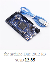 HWAYEH high quality One set UNO R3 CH340G+MEGA328P Chip 16Mhz For Arduino UNO R3 Development board + USB CABLE 5