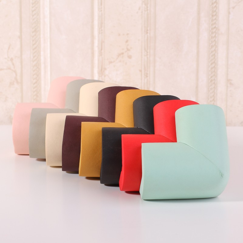 8 PCS SKY GREEN Thicker Models Soft NBR Baby Safety Corners Child  Protection Corner Protectors For Furniture In Edge U0026 Corner Guards From  Mother U0026 Kids On ...