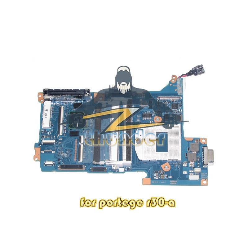 все цены на FASRSY2 A3809A for Toshiba Portege R30 R30-A laptop motherboard SR17E HM86 DDR3L онлайн
