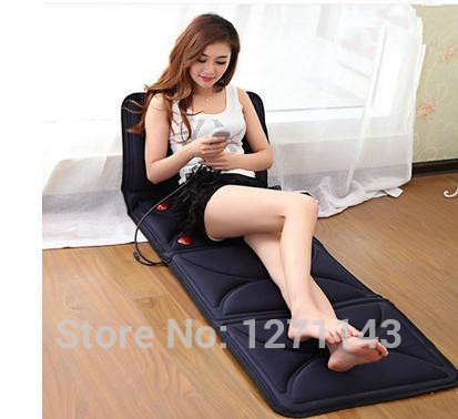 ФОТО Massage mattress cervical massage device neck massage cushion for home full-body massage Quick shipment