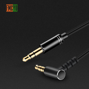 Image 4 - 3.5 Aux Cable 1m Extension Aux Cord 3.5 Jack Male to Male Aux Cable Spring for Car Iphone