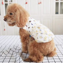 Dog Dress Pet Summer Lady Lace Pineapple Fairy Temperament Dog Skirt Princess Costume Puppy Skirt Pet Supplies Vestido Perro(China)