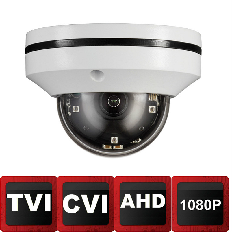 New 1080P AHD TVI CVI CVBS IR PTZ Night Vision Dome Camera With 3X Optical Zoom cctv camera 8 pcs set queen princess cinderella elsa anna little mermaid snow white alice princess pvc figures toys children gifts