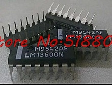 10pcs/lot LM13600N LM13600 DIP-16 In Stock