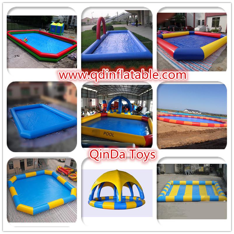 inflatable pvc pool