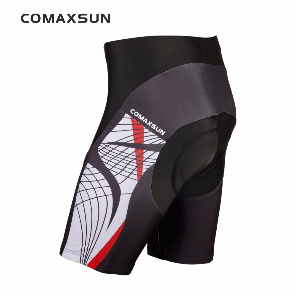 COMAXSUN Mens Cycling Shorts 3D Padded Bike/Bicycle Outdoor Sports Tight S-3XL 10 Style