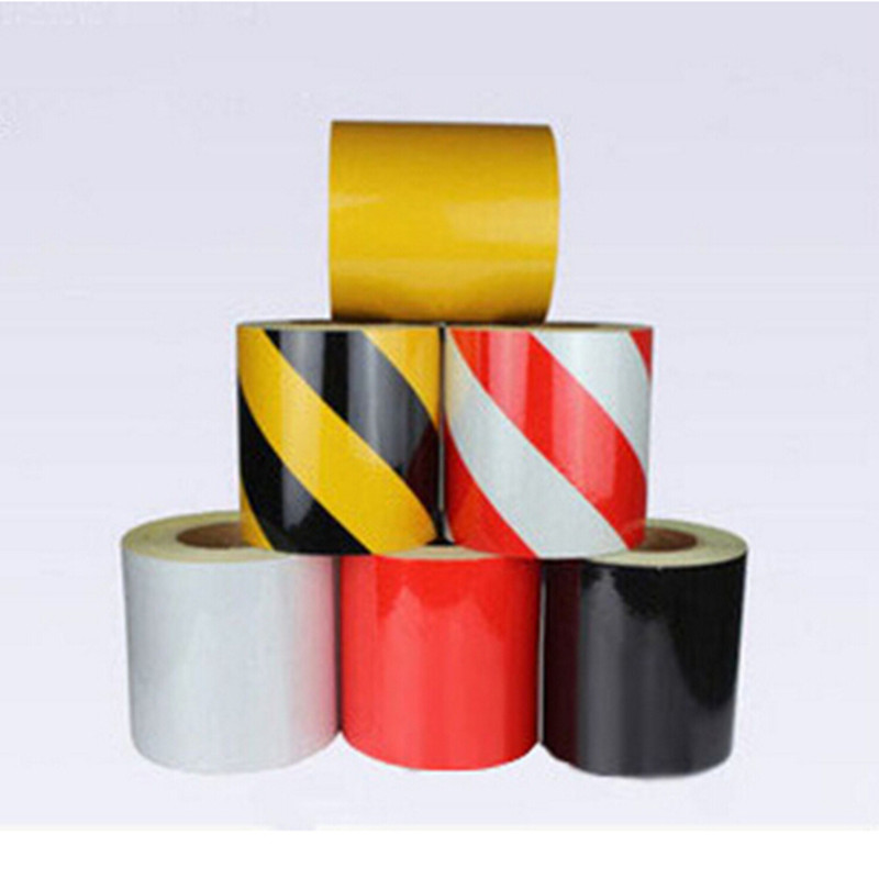15cm 40 meters Reflective Tape Sticker Sheeting Warning Truck Auto Parts Automotive Decal Reflection