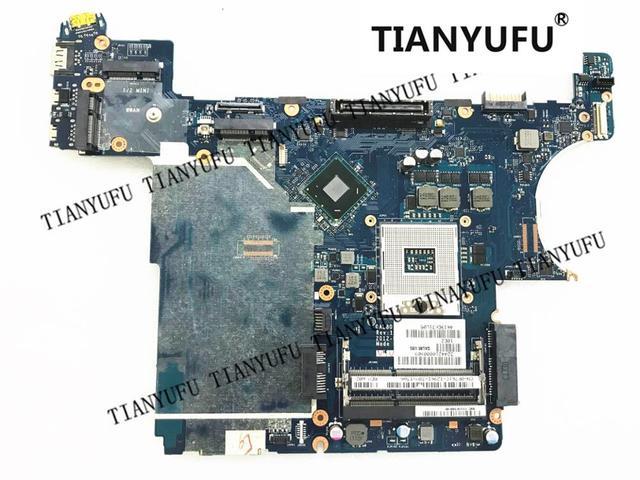 Voor DELL Latitude E6430 Laptop Moederbord QAL80 LA 7781P CN 0F761C CN 08R94K CN 0XP7NX moederbord getest 100% werken